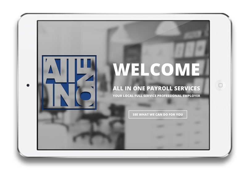 All in One Responsive Website
