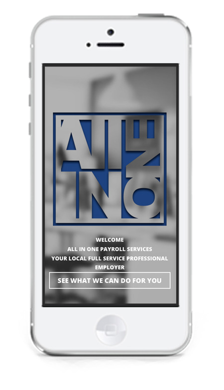All In One Services Responsive mobile
